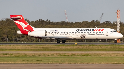 VH-YQW - Boeing 717-2BL - QantasLink (Cobham Aviation Services Australia)