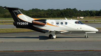YV2609 - Embraer 500 Phenom 100 - Private