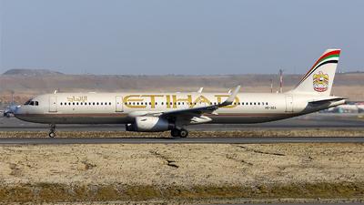 A picture of A6AEA - Airbus A321231 - Etihad Airways - © Ömür Sadikoglu