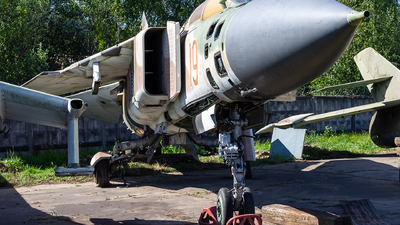 19 - Mikoyan-Gurevich MiG-23ML Flogger G - Russia - Air Force