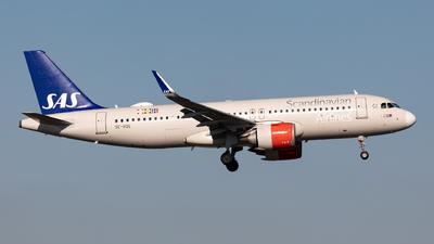 A picture of SEROE - Airbus A320251N - SAS - © Sebastian Sowa
