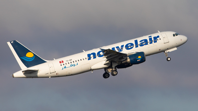 A picture of TSINP - Airbus A320214 - Nouvelair Tunisie - © Gilles ASTRE