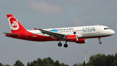 D-ABNB - Airbus A320-214 - Air Berlin