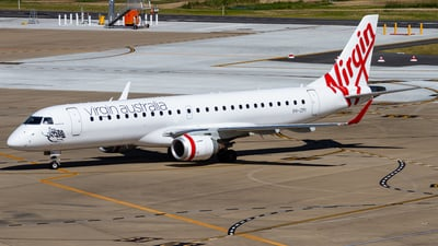 VH-ZPI - Embraer 190-100IGW - Virgin Australia Airlines