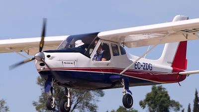 EC-ZDG - Tecnam P92-2000RG - Private