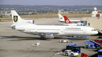 TF-ABM - Lockheed L-1011-50 Tristar - Caledonian Airways