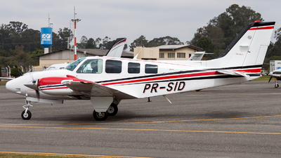 PR-SID - Beechcraft 58 Baron - Private