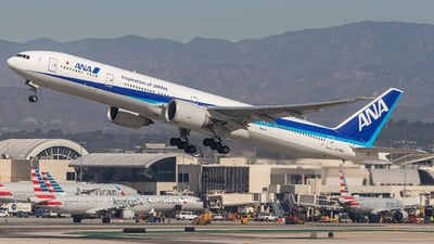 JA788A - Boeing 777-381ER - All Nippon Airways (ANA)
