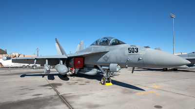 168773 - Boeing EA-18G Growler  - United States - US Navy (USN)
