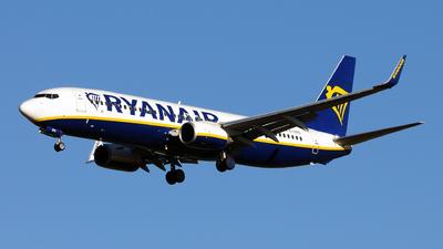 A picture of EIEPD - Boeing 7378AS - Ryanair - © Rafael Alvarez Cacho