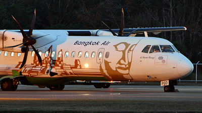 HS-PGD - ATR 72-212A(500) - Bangkok Airways
