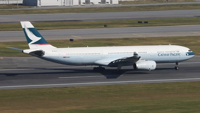 B-HLH - Airbus A330-342 - Cathay Pacific Airways