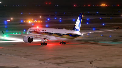 9V-SMI - Airbus A350-941 - Singapore Airlines