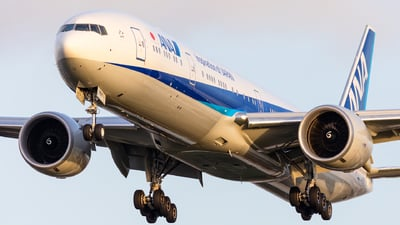 JA797A - Boeing 777-381ER - All Nippon Airways (ANA)