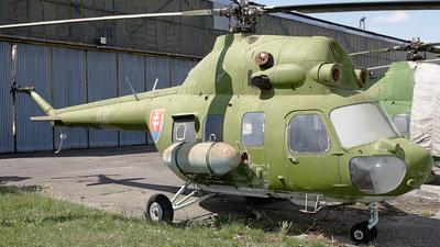 0716 - PZL-Swidnik Mi-2 Hoplite - Slovakia - Air Force