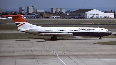G-ASGC - Vickers Super VC-10 - British Airways