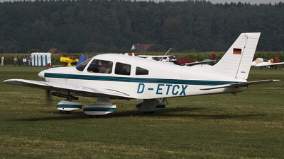 D-ETCX - Piper PA-28-181 Archer II - Private