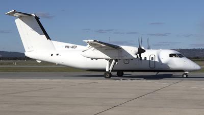 A picture of VHAEP - De Havilland Canada Dash 8100 - [197] - © Brenden