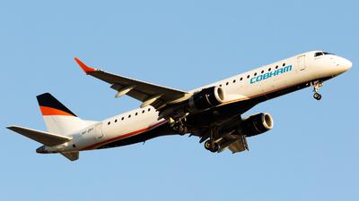 VH-ZPT - Embraer 190-100IGW - Cobham Aviation Services Australia