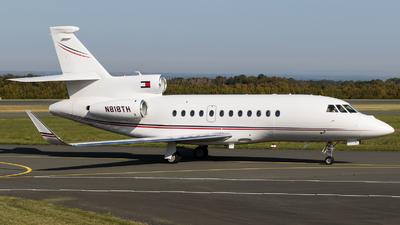 N818TH - Dassault Falcon 900EX - Private