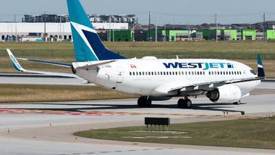 C-FEWJ - Boeing 737-7CT - WestJet Airlines