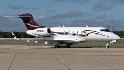N332AR - Bombardier BD-100-1A10 Challenger 300 - Private