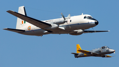 BH572 - Hindustan Aeronautics HAL-748 - India - Air Force