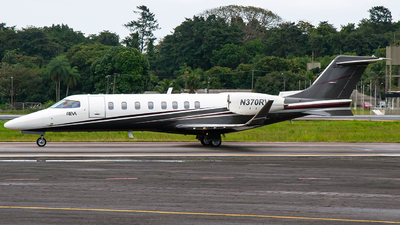 N370RV - Bombardier Learjet 45 - REVA Air Ambulance