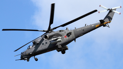 37 - Mil Mi-35M Hind - Russia - Air Force
