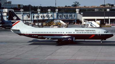 G-BVNM - Boeing 737-4S3 - British Airways