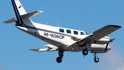 HP-1630CP - Cessna T303 Crusader - Private
