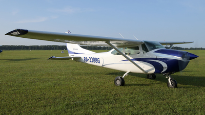 RA-2288G - Cessna 182N Skylane - Private