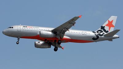 9V-JSE - Airbus A320-232 - Jetstar Asia Airways