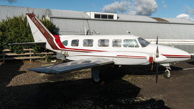 ZK-CAL - Piper PA-31-350 Chieftain - Private