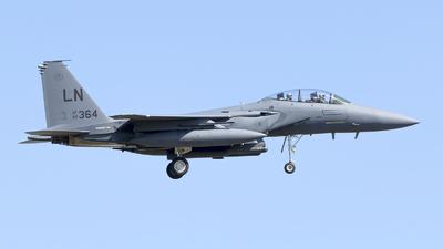 92-0364 - McDonnell Douglas F-15E Strike Eagle - United States - US Air Force (USAF)