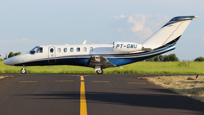 A picture of PTGMU - Cessna 525B CitationJet CJ3 - [525B0389] - © Lucas Loreto