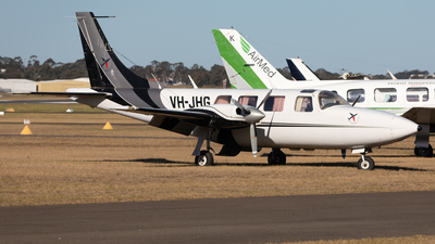 VH-JHG - Piper Aerostar 601P - Private