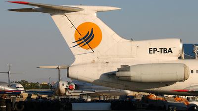 Tupolev - Tupolev EP