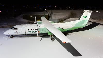 A picture of LNWFC - De Havilland Canada Dash 8300 - [236] - © Kim Vanvik