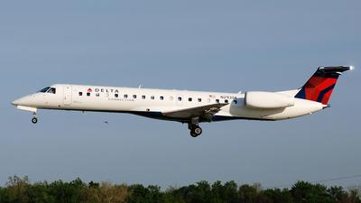 N293SK - Embraer ERJ-145LR - Delta Connection (Chautauqua Airlines)
