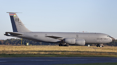 57-1493 - Boeing KC-135R Stratotanker - United States - US Air Force (USAF)
