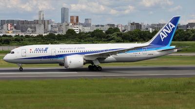 JA815A - Boeing 787-8 Dreamliner - All Nippon Airways (Air Japan)