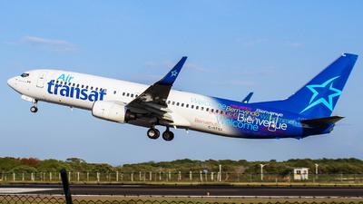 C-GTQJ - Boeing 737-8Q8 - Air Transat