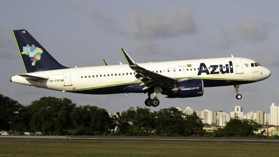A picture of PRYYE - Airbus A320251N - Azul Linhas Aereas - © Davi P. Ribeiro