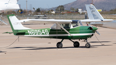 A picture of N6954S - Cessna 150H - [15067654] - © Sandra