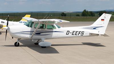 D-EEFS - Reims-Cessna F172P Skyhawk II - Private
