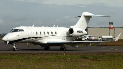 N430WC - Bombardier BD-100-1A10 Challenger 300 - Private