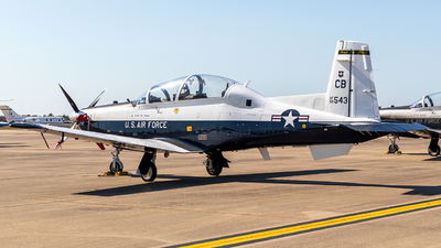 98-3543 - Raytheon T-6A Texan II - United States - US Air Force (USAF)