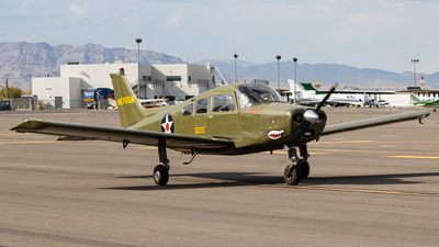 N8766M - Beechcraft A23 Musketeer - Private