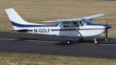 A picture of MGOLF - Cessna FR182 Skylane - [FR18200046] - © Ian Howat